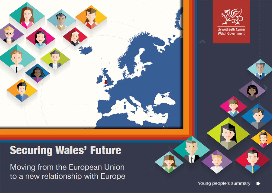 Securing Wales Future