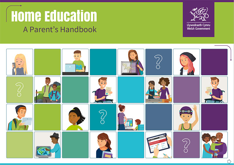 Homeschool Handbook Cover
